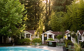 Guerneville B Amp Bs Inns Resorts Amp Hotels