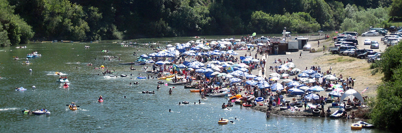 Johnson Beach Guerneville Johnson's Beach Downtown